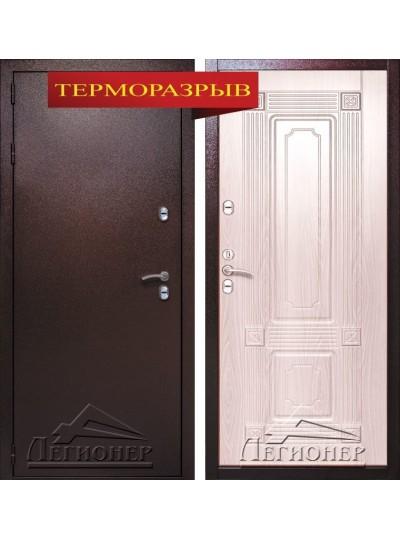 Гарда  3К Тепло дверь с терморазрывом