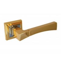 Ручка дверная A-201PB, золото