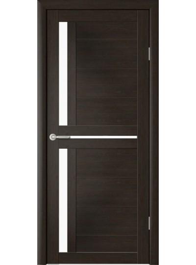Дверь Кёльн, Кипарис темный, светлое стекло