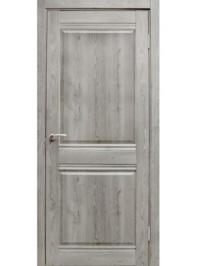 Дверь Гринвуд ПГ Дуэт, серый