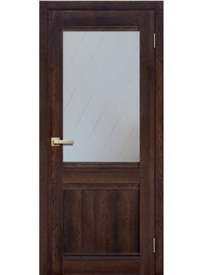 Дверь Fly doors L40, ПО, Дуб оксфорд