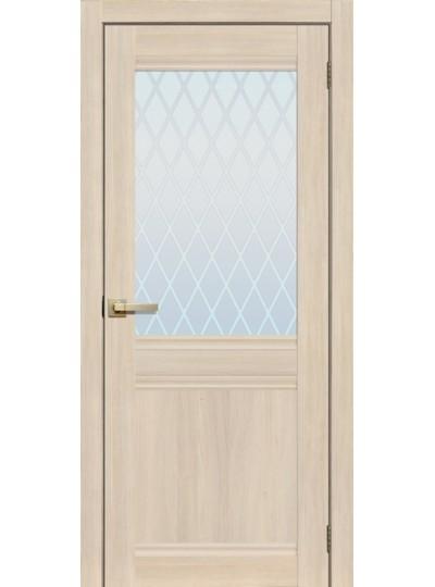 Дверь La Stella 290, Ясень латте