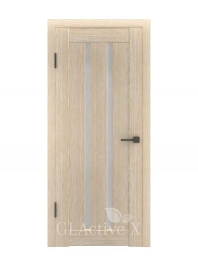 Дверь Green Line Atum Х2, Капучино
