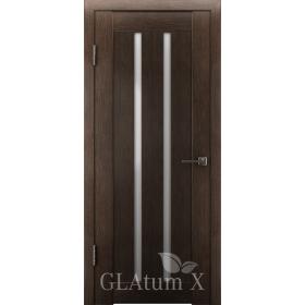 Дверь Green Line Atum Х2, Венге