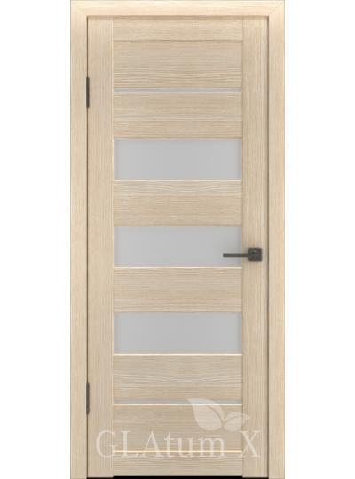 Дверь Green Line Atum Х22, Капучино