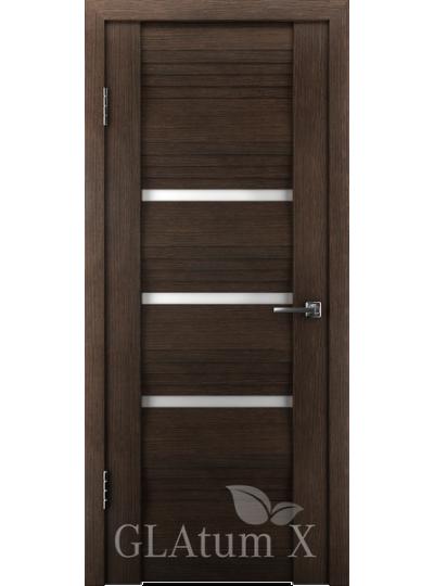 Дверь Green Line Atum Х31, Венге