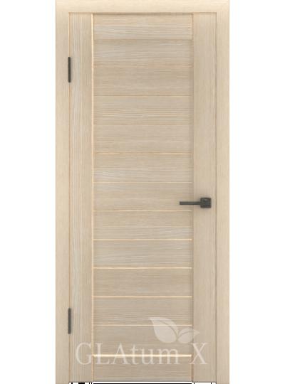 Дверь Green Line Atum Х6, ПГ Капучино