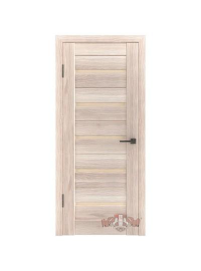 Дверь LINE 1 Л1ПГ1, Капучино, стекло бронза