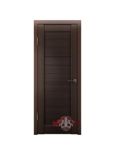 Дверь LINE 6 Л6ПГ4, Венге (без стекла)