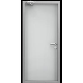 Противопожарная дверь Torex EI 60 RAL 9016 с доводчиком