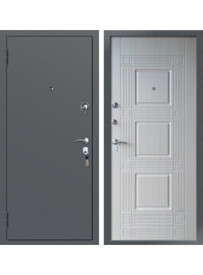 Микрон МЕГА Антик серебро/ Белёный дуб